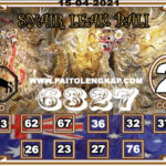 Syair Togel SYDNEY 15 April 2021