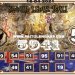 Syair Togel Sydneypools 16 April 2021