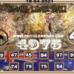 Syair Togel SYDNEY 18 April 2021