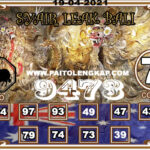 Syair Togel SYDNEY 19 April 2021