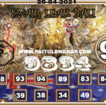 Syair Togel SYDNEY 20 April 2021