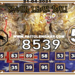 Syair Togel SYDNEY 21 APRIL 2021