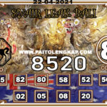 Syair Togel SYDNEY 22 APRIL 2022