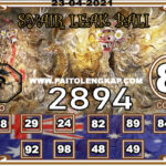 Syair Togel SYDNEY 23 APRIL 2021