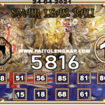 Syair Togel SYDNEY 24 APRIL 2021